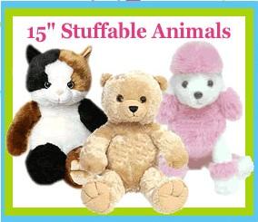 Stuffable Animals