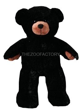 Stuffed Animal Black Bear