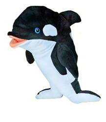 Whale Stuffed Animal
