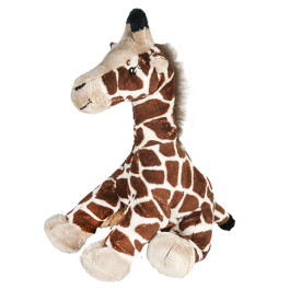 stuffable giraffe