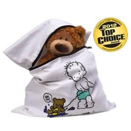 stuffed animal laundry bag
