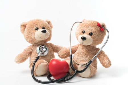 Open Heart Surgery Patients Get Teddy Bears