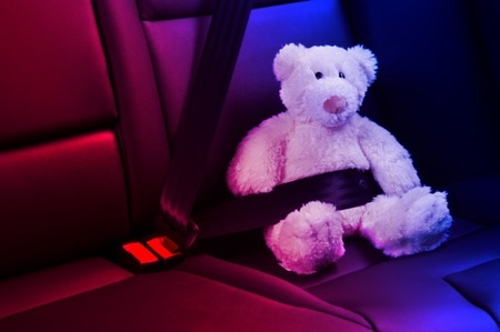 The Importance of Teddy Bears to Police Officers