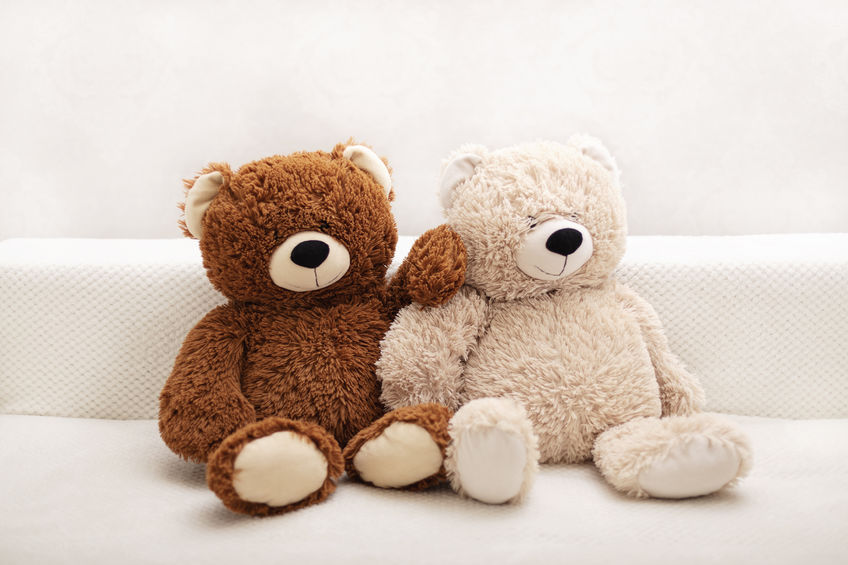 How Teddy Bears Help with Alzheimer's and Childhood Trauma