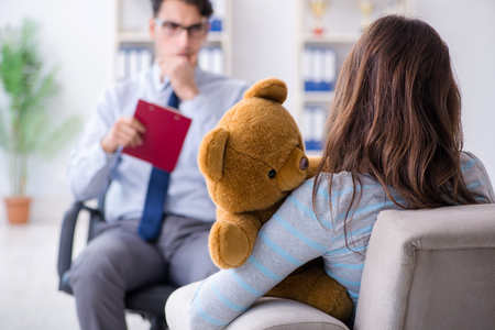 Teddy Bears Treat Alzheimer's and Childhood Trauma