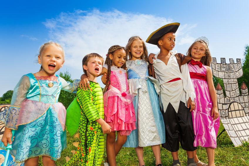 How Playing Dress-Up Brings Developmental Benefits