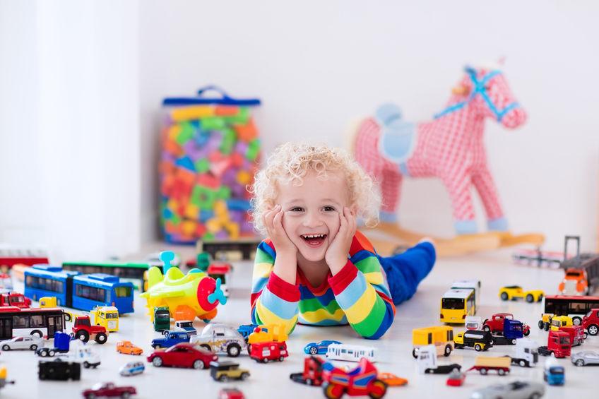 Toys that Enhance a Child's Imagination
