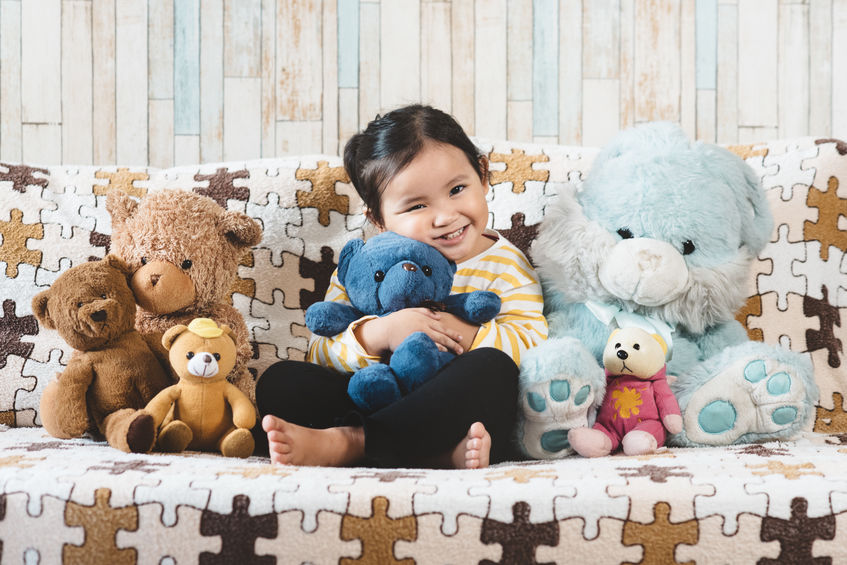 Scientific Reasons Why Kids Love Stuffed Animals