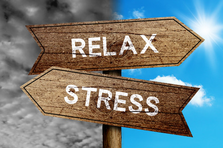 Relax or Stress Signs