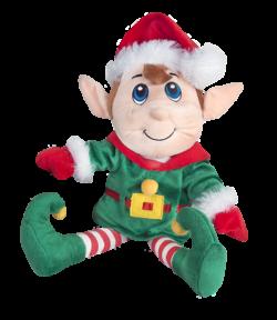 Jingle Elf Stuffable Toy