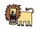 Lion Roaring Sound Box