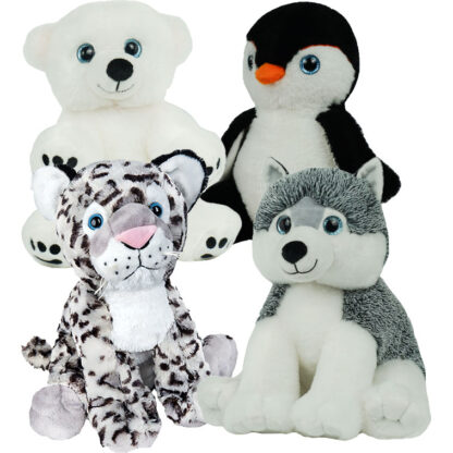 """8"""" Arctic Animal Party Package"""