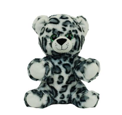 "8"" Snow Leopard Stuffable Animal"