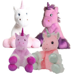 "8"" Unicorn Four Pack"