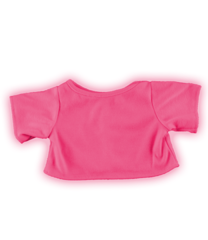 Pink T Shirt for Stuffed Animals