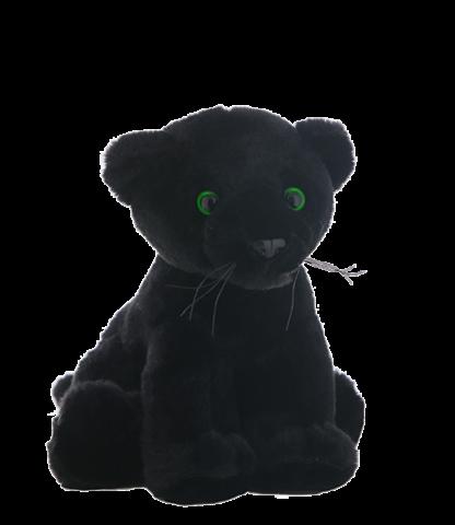 Black Panther Stuffable Animal