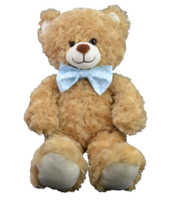 Blue Bow Tie for Stuffed Animals