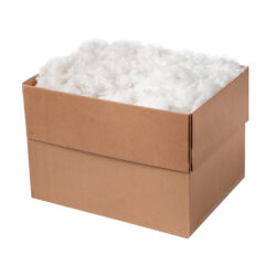 Box of Stuffed Animal Stuffing