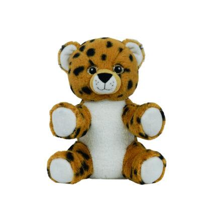 """8"""" Cheetah Stuffable Animal"""