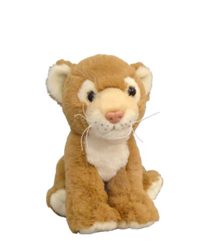 "8"" Lion Stuffable Animal"