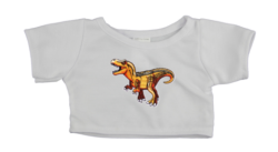 Dinosaur T Shirt for Stuffed Animals