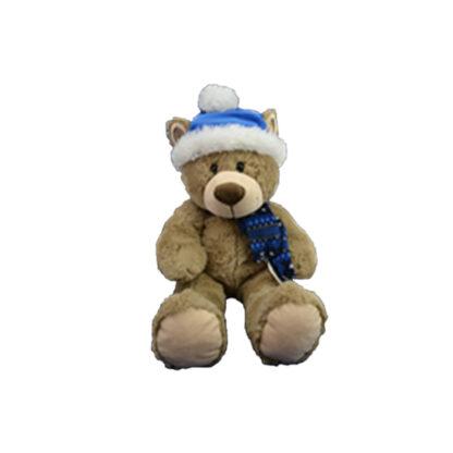 """8"""" Christmas Teddy Bear"""