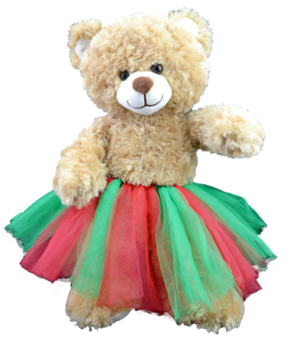 Holiday Tutu for Stuffed animals
