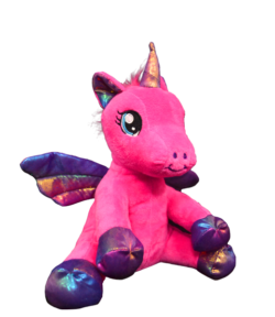 Baby Nova Pink Winged Unicorn