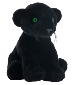 "16"" Black Panther Stuffable Animal"