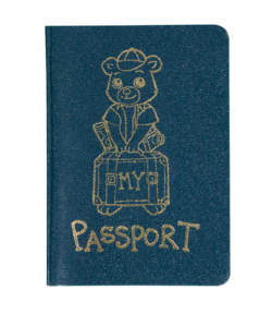 Stuffed Animal Passport
