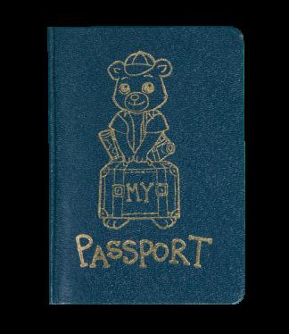 Stuffed Animal Passport