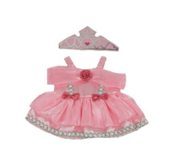 "Princess Outfit for 8"" Stuffed animals"