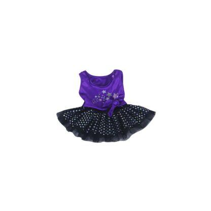 Purple Tank Top and Tutu for Stuffed Animals