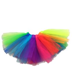 Rainbow Tutu for Stuffed Animals