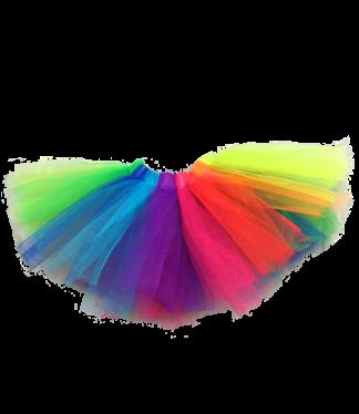 Rainbow Tutu for Stuffed Animals