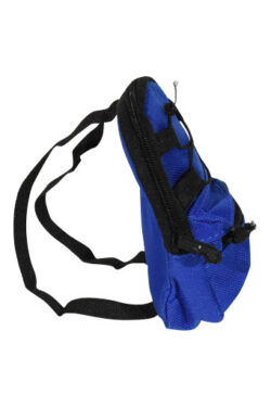 Blue Backpack for Stuffed Animals