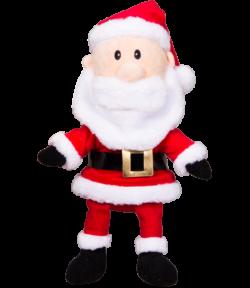 Stuffable Santa Claus