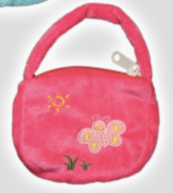 Pink Purse Stuffed Animals