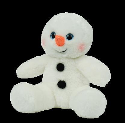 Baby Snowman w/Rosy Cheeks