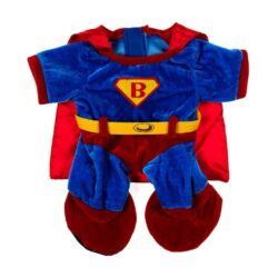 superbear costume for stuffed animals