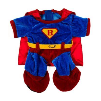 superbear costume for stuffed animals