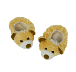 Teddy Bear Slippers for Stuffed Animals