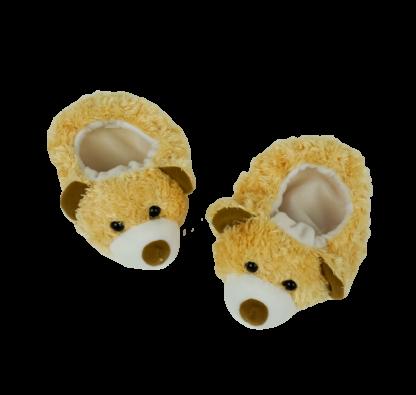 Teddy Bear Slippers for Stuffed Animals
