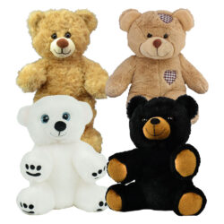 "8"" Bear Four Pack"