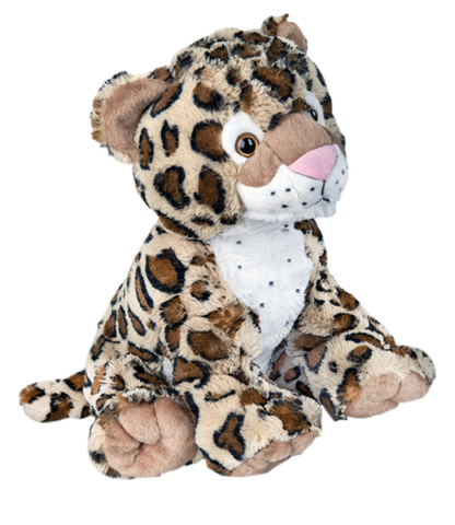 Cheetah Stuffable Animal