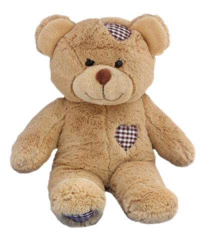Patchwork Bear Stuffable Animal