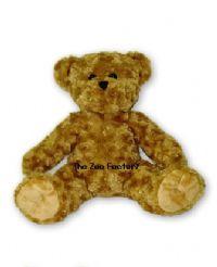 Curly Bear Stuffable Animal