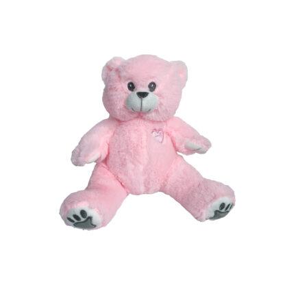 Pink Bear Stuffable Animal