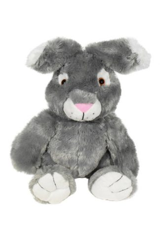 Gray Rabbit Stuffable Animal