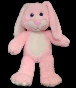 "16"" Pink Rabbit Stuffable Animal"